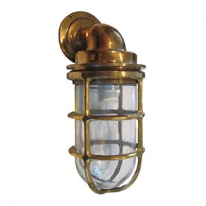 Bronze Passageway Light by Shiplights (B-1L)