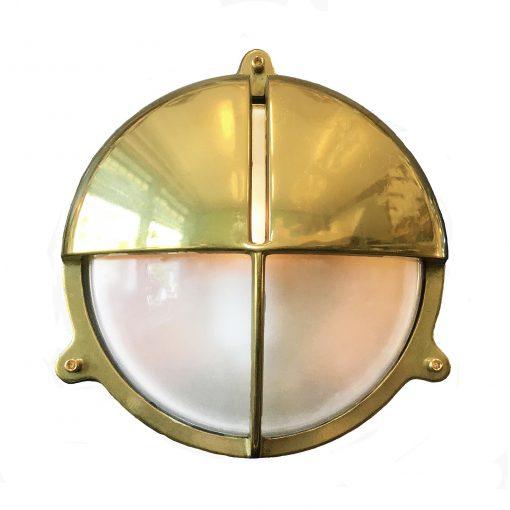 Eyelid Outdoor Round Bulkhead Light