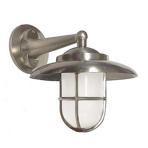 Shiplights Compton Light - Satin Nickel (H-1)