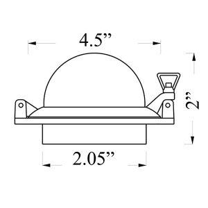 Nautical Porthole Light (12v)