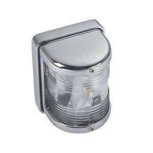 Solid Brass Masthead Light by Shiplights (N-4)
