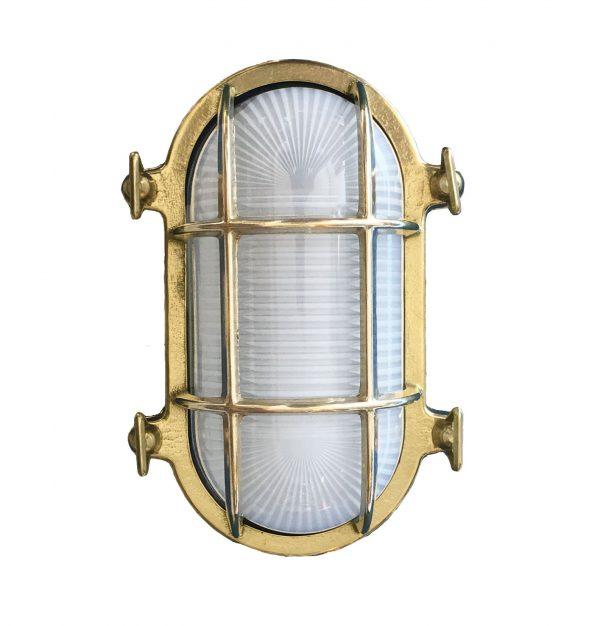 Oval Bulkhead Light like Davey and Original BTC