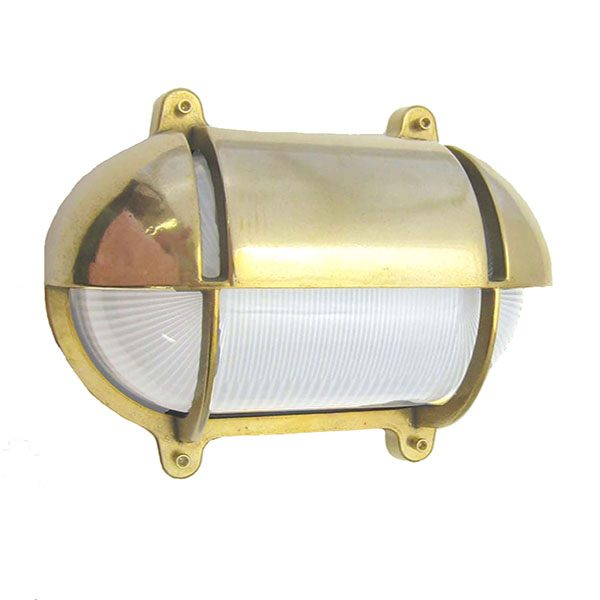 Outdoor Industrial Sconce (O-6) by Shiplights