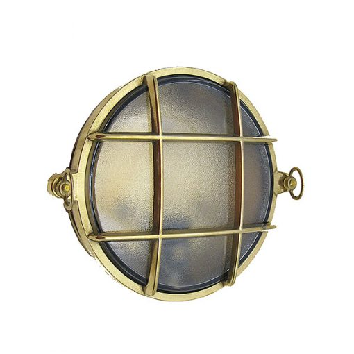 Nautical Round Bulkhead Sconce by Shiplights - Compare to Davey Bulkhead Light