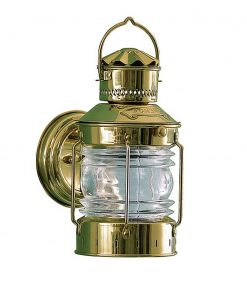 U-2 Non-Corrosive Brass Nautical Sconce