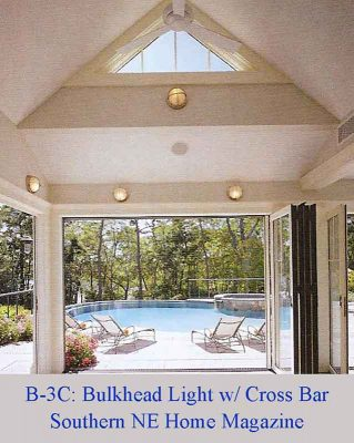 Chrome Bulkhead Light in Southern New England Magazine