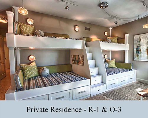 Chrome Nautical Bunk Bed Lighting