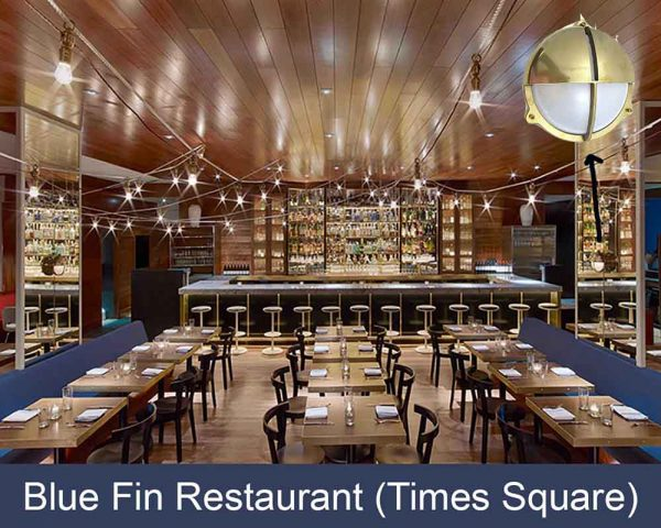 Modern Nautical Restaurant Lights by Shiplights
