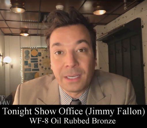 Tonight Show, Jimmy Fallon's Office Light Fixtures by Shiplights