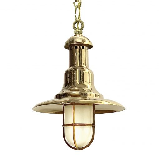 Classic Nautical Pendant by Shiplights