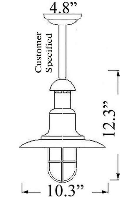 Galley Light Diagram
