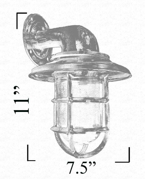 marine grade bulkhead light diagram
